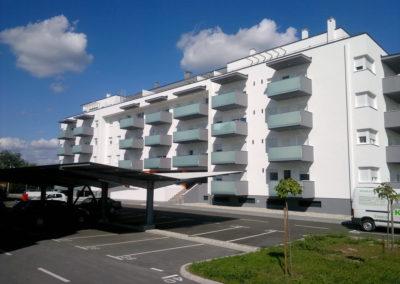 Poslovno stambeno naselje Čakovec C3