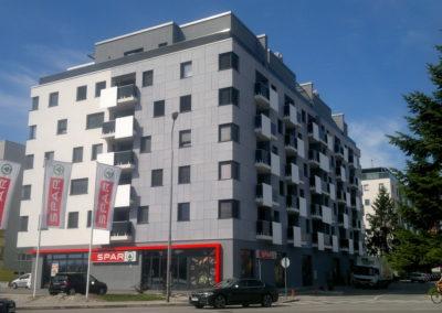Stambeno-poslovna građevina, V. Međerala 3, Varaždin (7)